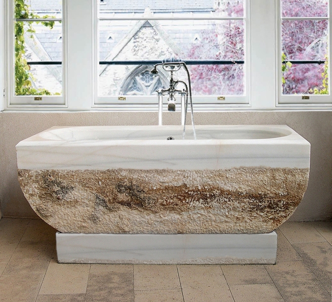Modern-Ancient bath tub-2